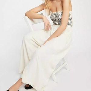 New Free People Carmen Convertible jumpsuit size M
